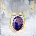 Gargantillas de lapislázuli