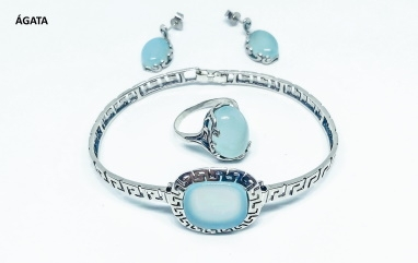 joyas de ágata